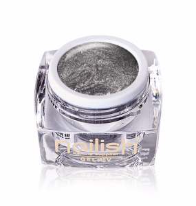 Gel Glitter LUXURY Dark Silver 5 ml